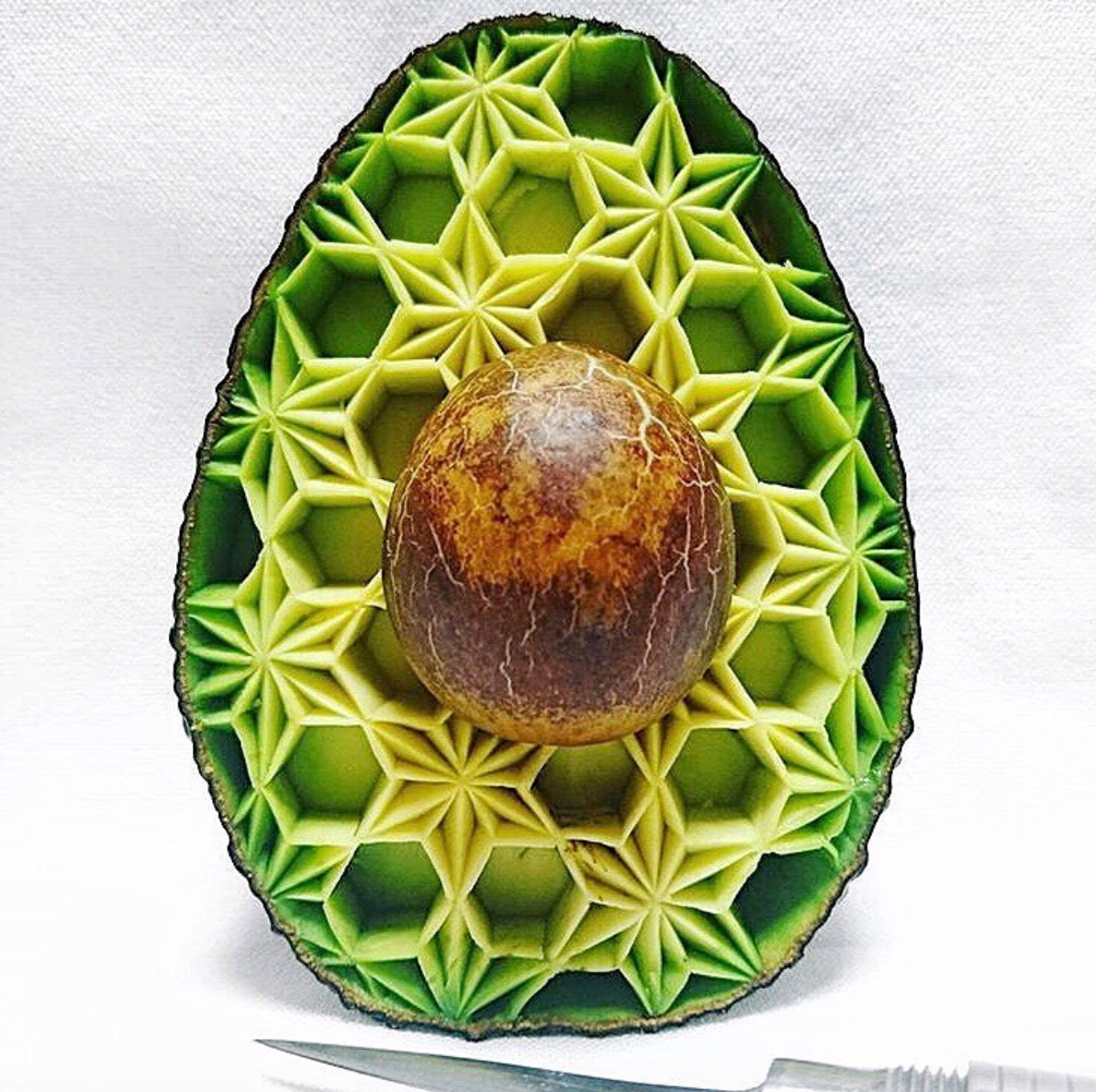 Introducing Avocado Art On National Avocado Day - YEW!
