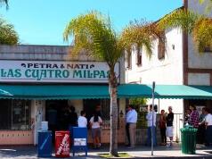 Barrio Logan San Diego, Las Cuatro Milpas Restaurant